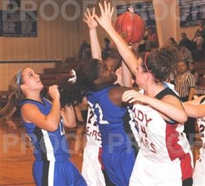 December 2010 Basketball