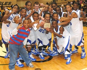 Blue Jays Basketball District Finals