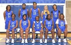 Blue Jays - Varsity Girls